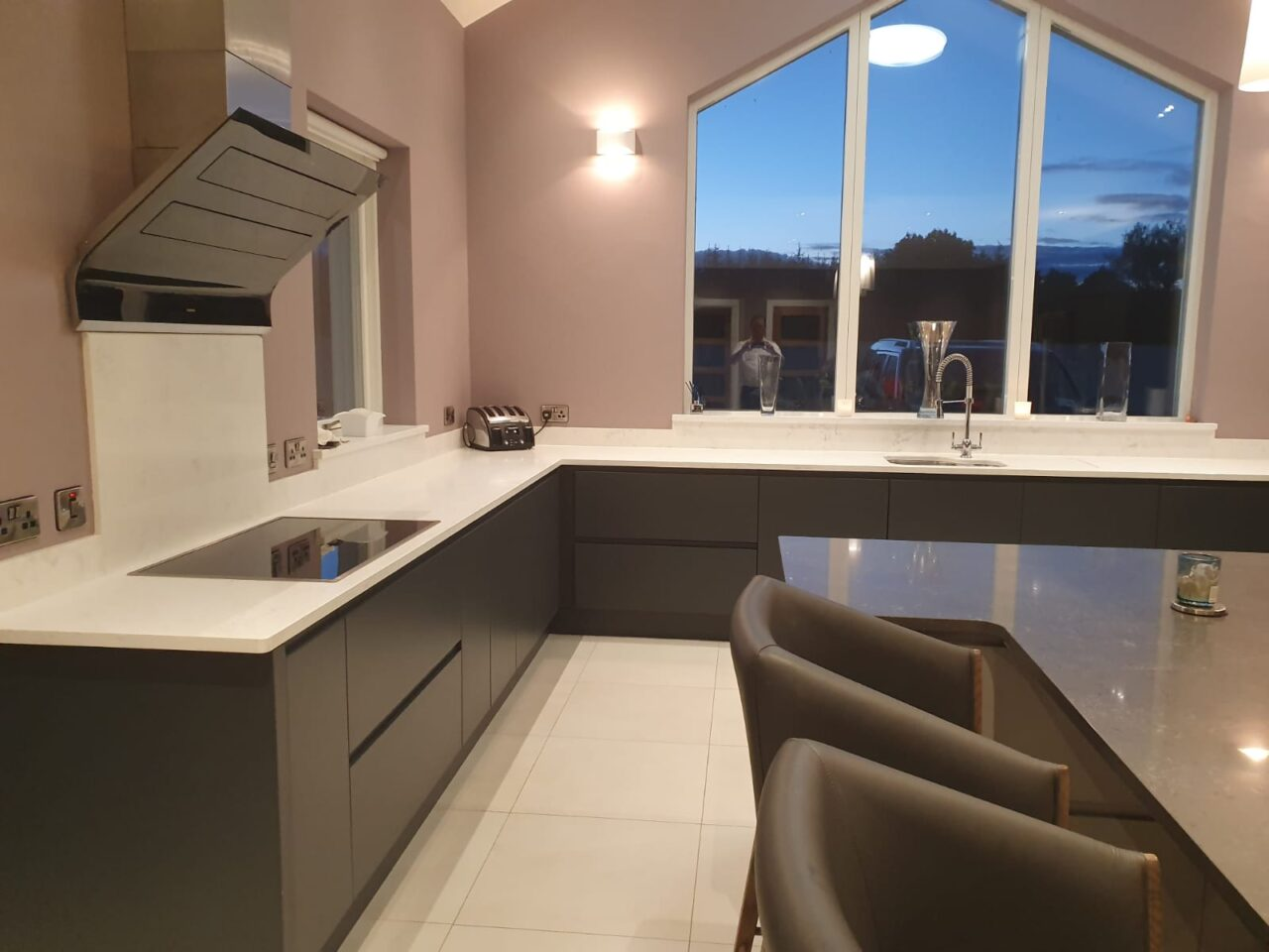 Handleless Kitchens Clonmel