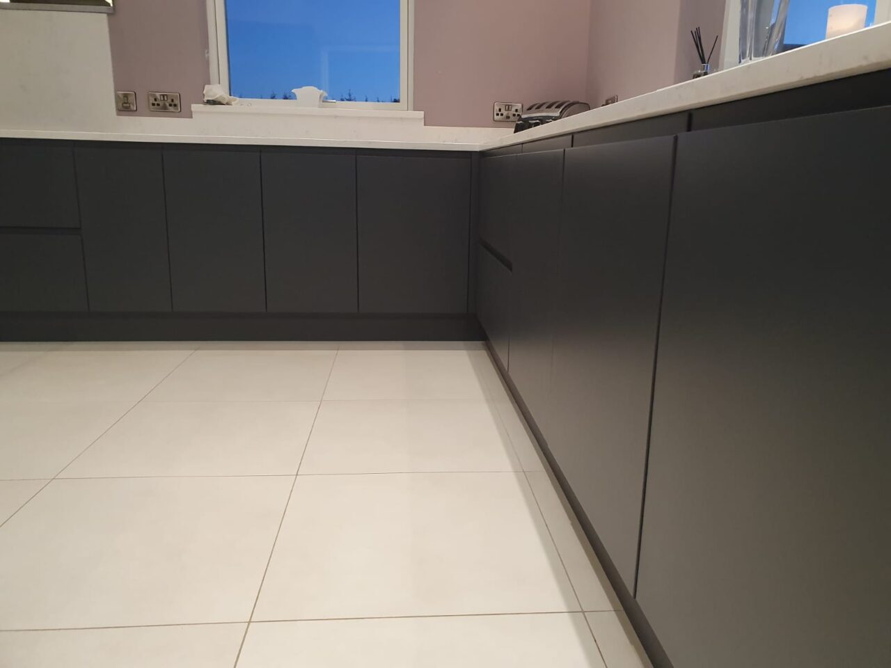 Handleless Kitchens Munster